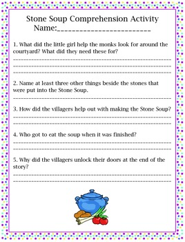 3rd Grade Treasures Stone Soup Pack