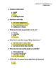 3rd Grade Treasures Unit III Comprehension Questions(5 mai