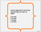 3rd Grade enVision Math Topic 15 Review