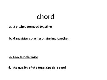 3rd gr & up music terms pp game