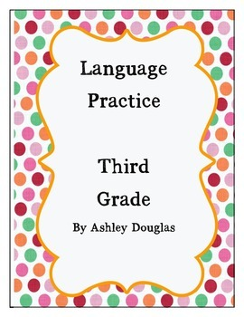 3rd grade English review