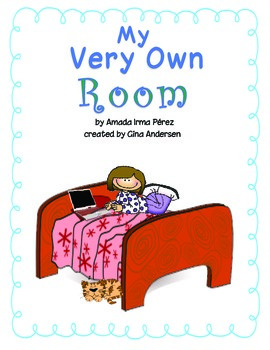 "3rd grade Treasures Reading Unit 4 Week 5 ""My Very Own Room"""