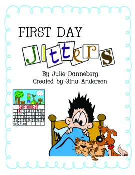 "3rd grade Treasures Reading Unit 1 Week 1 ""First Day Jitters"""