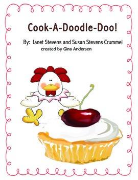 """3rd grade Treasures Reading Unit 4 Week 1 """"Cook-A-Doodle-Doo!"""""""