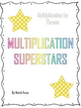 3s Multiplication Superstar