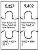 4-7 digit Math puzzle with game ideas for standard, word,