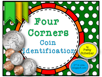 4 Corners Coin Identification for Kinders