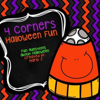 4 Corners Halloween Fun