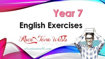English skills and worksheet teaching plans - Lessons 13-16