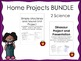 4 Home Projects BUNDLE (Ancestor, Hero, Dinosaur, and Simp