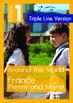 4-IN-1 BUNDLE - Around the World (Set 3) Grade 1 ('Triple-