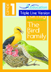 4-IN-1 BUNDLE- Family (Set 2) - Grade 1 (with 'Triple-Trac