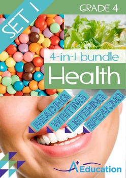 4-IN-1 BUNDLE - Health (Set 1) - Grade 4