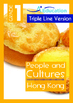 4-IN-1 BUNDLE- People and Cultures (Set 1) - Grade 1 (with