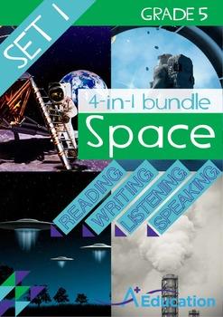4-IN-1 BUNDLE - Space (Set 1) - Grade 5