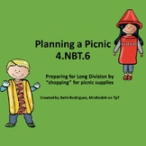 4.NBT.6  Planning A Picnic