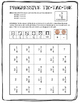4.NF.3 - Adding & Subtracting Mixed Numbers Tic-Tac-Toe dice game