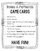 4.OA.5 Game Cards: Rules & Patterns