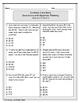 4.OA.A.3 Common Core Assessment (Grade 4)