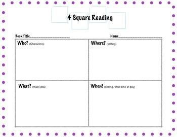 4 Square Reading