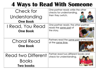 4 Ways to Read With Someone