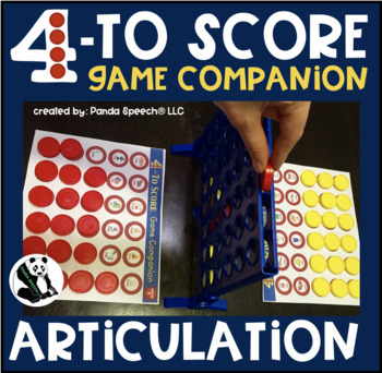 4 to Score Articulation Game Companion