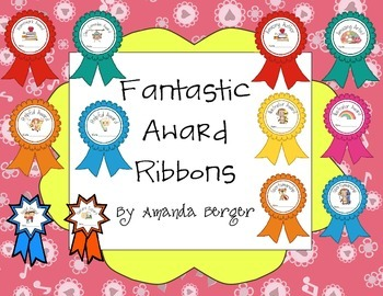 40 Fantastic Award Ribbons