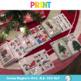Interactive Vocabulary Books: Santa (Winter Holidays Set 2)