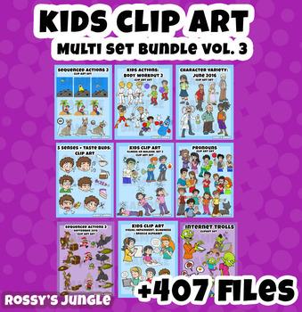 407 Files Kids ULTRABUNDLE Vol. 3