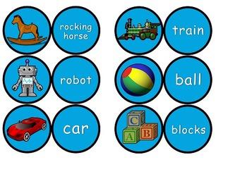 42 Pog Set (Small Circular Cards)