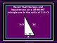 Bundle Lab:  45-45-90 and 30-60-90 Triangle Puzzle and 45-