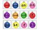 48 Christmas Ornament Sight Word Cards/Memory Match Statio
