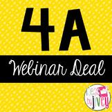 4A Webinar Deal