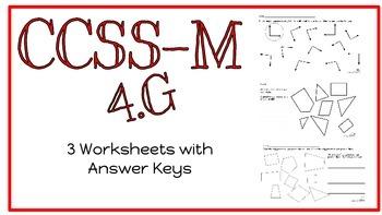 4.G Worksheets