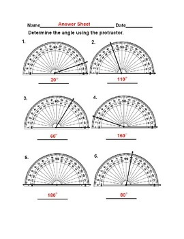 4.MD.C.5,  4.MD.C.6, 4.GA.1 Measuring Angles With Protract
