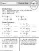4.NBT.5 Multiplication Practice: Estimating Products {FREEBIE}