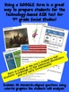 4th Grade AIR SS Test Prep BUNDLE of Google Forms (Ohio st