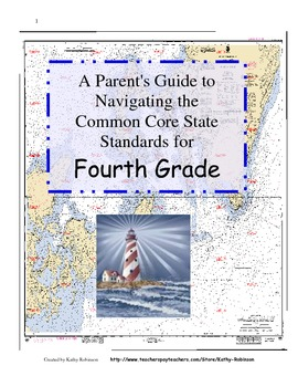 4th Grade Back to School Parent's guide to Navigating the