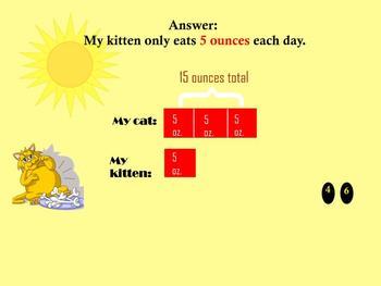 4th Grade CCSS Math Jeopardy SMARTBOARD: PATTERNS; WORD PR