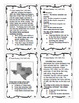 4th Grade Reading Skills Task Cards, 30 Short Passages in All!