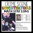 4th Grade CSI Math Stations