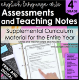 English Language Arts | Literacy Assessments and Teaching