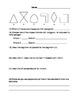 4th Grade Common Core Geometry Test