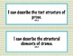 4th Grade Common Core I Can Statements {Pink & Blue Owls Theme}