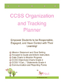 4th Grade Common Core Standards Organization and Tracking