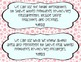 4th Grade Common Core We Can Statements - ALL SUBJECTS - B