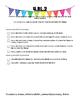 4th grade ELA Deconstructed Standards Binder with Self Ass