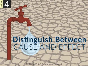 Distinguish between Cause and Effect (EDI)