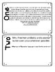 4th Grade ELA Common Core Based Task Card Review/ Game/ Pr