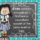 Common Core I Can Statements - ELA - 4th Grade
